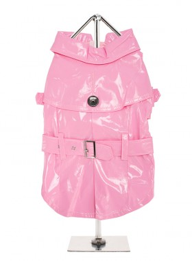 Urban Pup Pink Trench Coat