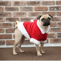 Puppia Santa Fleece