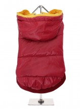 Red Pathfinder Insulated Coat