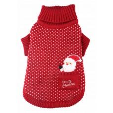 Santa In My Pocket Sweater