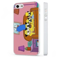 Pug Simpson iPhone Cover