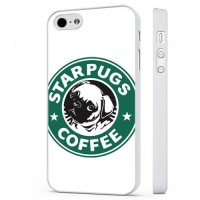 Pug Starpugs iPhone Cover