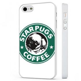 Pug Starpugs iPhone Cover