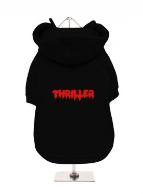 Thriller Fleece Lined Hoodie (Available in 2 colours)