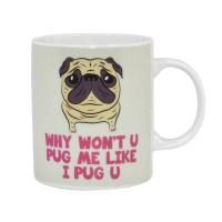 Cute Pug Mug