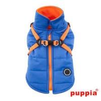 Puppia Blue Fleece Lined Mountaineer