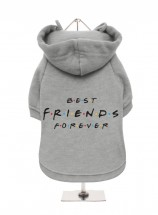 Friends  Fleece Lined Hoodies (Available in 4 colours)