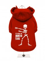 Halloween Fleece Lined Hoodie (Available in 5 colours)