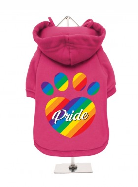 Pride Fleece Lined Hoodies (Available in 8 colours)