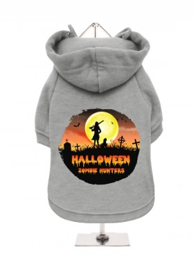 Halloween Fleece Lined Hoodie (Available in 4 colours)