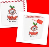 Gemma Correll Pug Christmas Offer