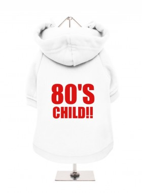80s Child Unisex Hoodie  (Available in 5 colours)