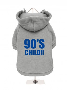 90s Child Unisex Hoodie  (Available in 5 colours)