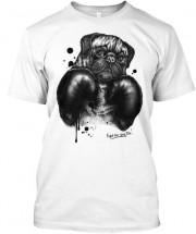 Boxer Pug Unisex T Shirt