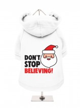 Funny Christmas Fleece Lined Hoodie