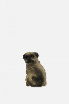 Cute Fawn Pug Fridge Magnet