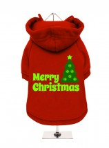 Funny Christmas Fleece Lined Hoodie (Available in 7 colours)