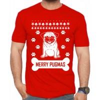 Cute Pug Unisex T Shirt