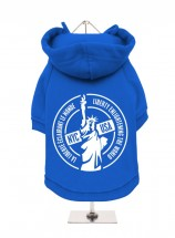 NYC Liberty Unisex Hoodie  (Available in 5 colours)