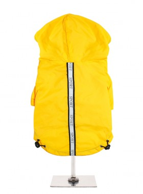 Urban Pup Yellow Windbreaker Coat