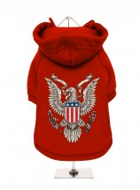 American Eagle Fleece Lined Hoodie(Available in 7 colours)