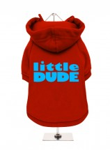 Little Dude Fleece Lined Unisex Hoodie  (Available in 6 colours)