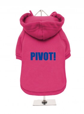 Pivot Friends Fleece Lined Unisex Hoodie  (Available in 4 colours)