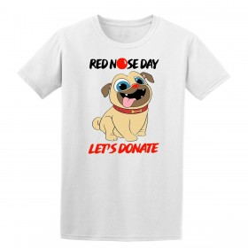 Unisex Charity Red Nose Day T Shirt