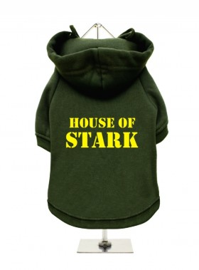 House Of Stark Fleece Lined Unisex Hoodie  (Available in 7 colours)