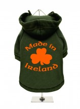 Made In Ireland Fleece Lined Unisex Hoodie  (Available in 9 colours)