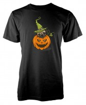 Unisex Kids Halloween T Shirt (Available in 4 colours)