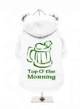 St Paddy's Day Fleece Lined Unisex Hoodie  (Available in 8 colours)