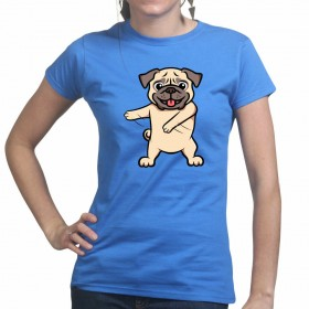 Swish Swish Cool Ladies Floss T Shirt (Available in 8 colours)