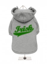 Irish Fleece Lined  Unisex Hoodie  (Available in 3 colours)