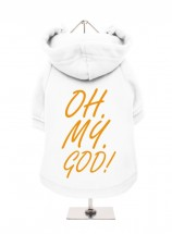 "Friends ""Oh My God!"" Fleece Lined  Unisex Hoodie  (Available in 4 colours)"