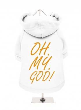 """Friends """"Oh My God!"""" Fleece Lined  Unisex Hoodie  (Available in 4 colours)"""