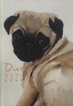 Small Pug 2020 Diary