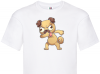 Cool Pug Unisex T Shirt