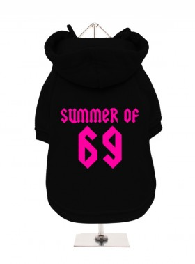 Summer Of 69 Fleece Lined Unisex Hoodie  (Available in 2 colours)