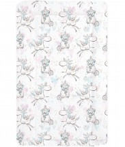 Cute Large Unicorn Pug Baby Changing Mat
