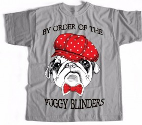 By Order Of The Puggy Blinders Unisex T Shirt