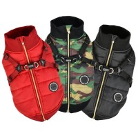 Puppia Frost Fleece Lined Frost Coats (Available in 3 colours)