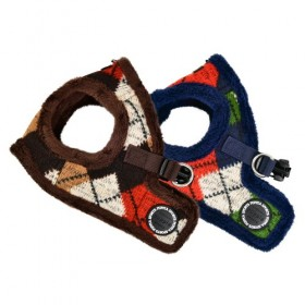 Puppia Jolly Jacket Harness B (Available in 2 colours)
