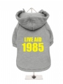 Live Aid Fleece Lined Unisex Hoodie  (Available in 3 colours)