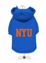 NYU Fleece Lined Unisex Hoodie  (Available in 4 colours)