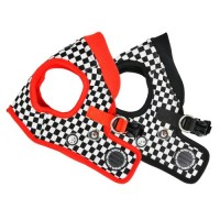Puppia Racer Jacket Harness B (Available in 2 colours)