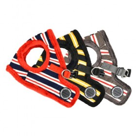 Puppia Rowdy Jacket Harness B (Available in 3 colours)