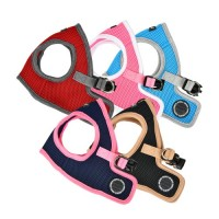 Puppia Soft II Jacket Harness B (Available in 5 colours)