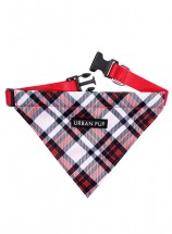 Urban Pup Plaid Bandana