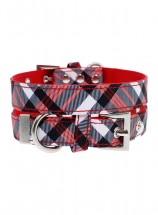 Urban Pup Plaid Collar